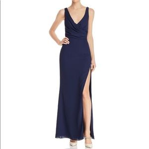 Fame and Partners Evening Dress